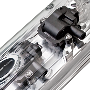 Billet Specialties LS Modular Valve Covers -- FREE SHIPPING !!!!!