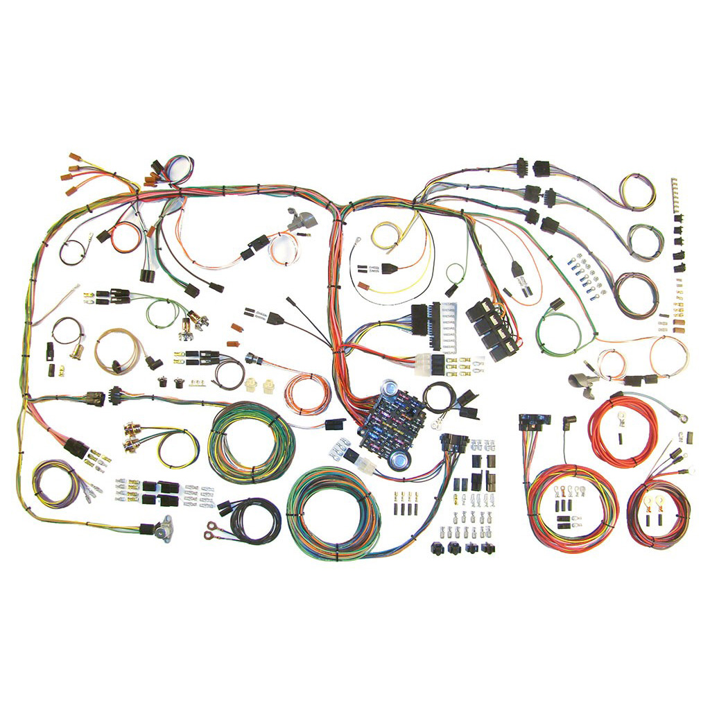 Plymouth Barracuda - Dodge Challenger - Wiring Kit