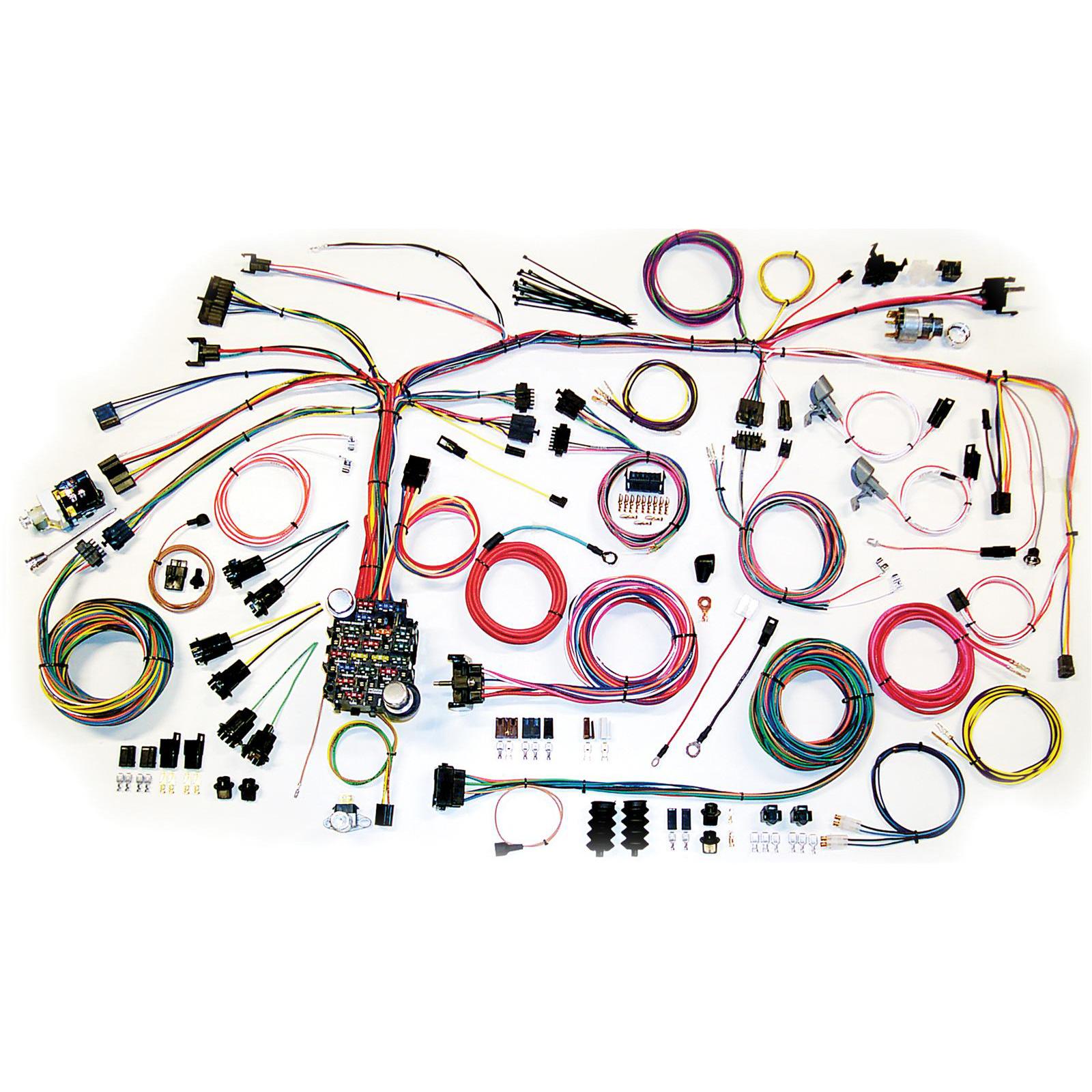 Complete Wiring Kit - 1969 Camaro