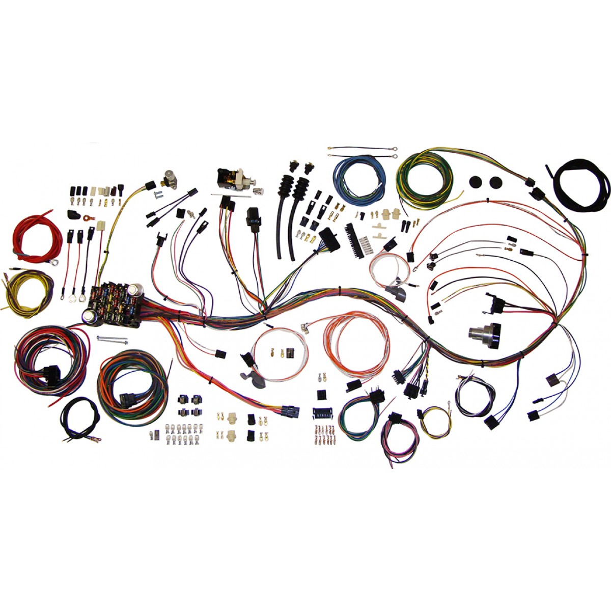 Complete Wiring Kit - 1969-72 Chevy Truck