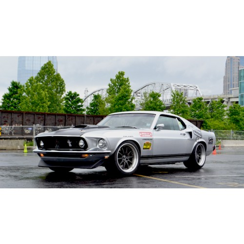 1967-1970 Ford Mustang - CoilOver Suspension - Ridetech