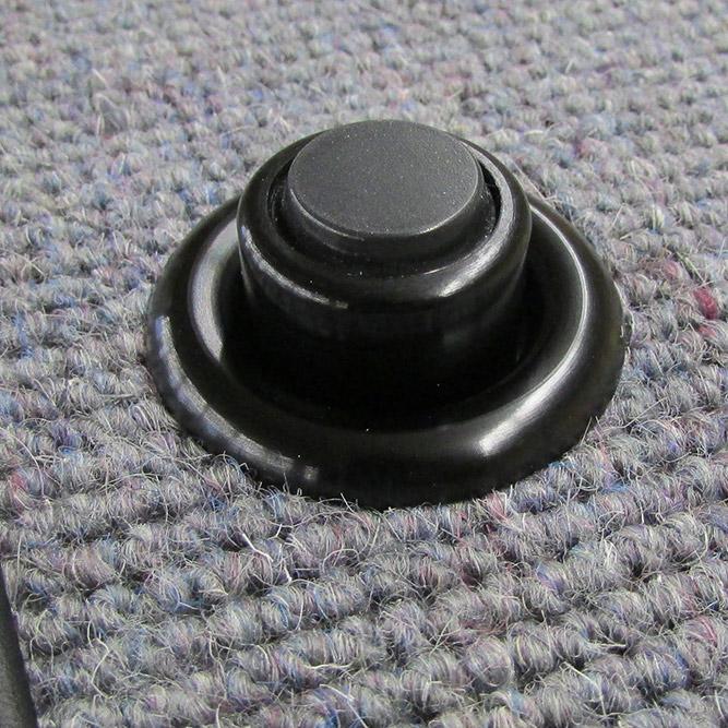 NotcHead® Universal Dimmer Switch & Bezel