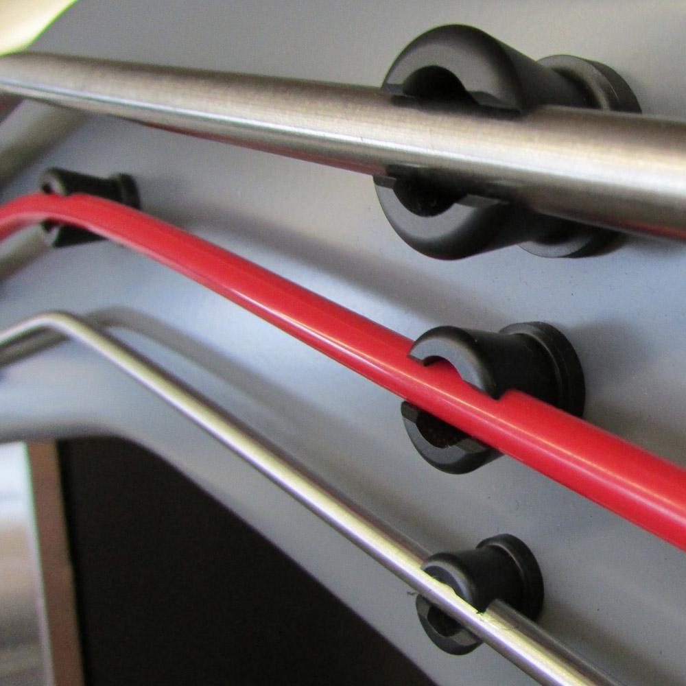 Hard Line Clamp Builder Kit
