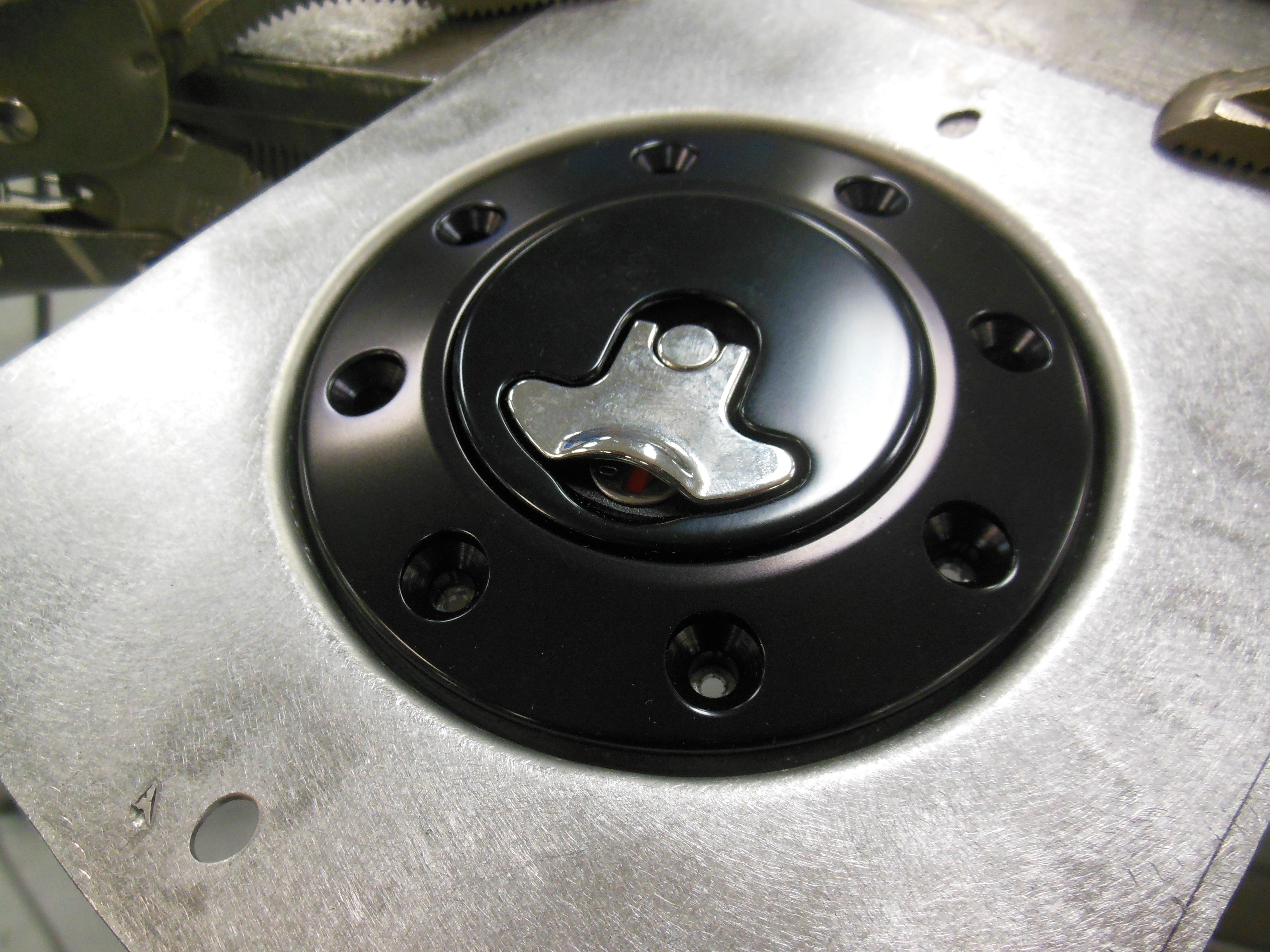 Ridetech Gas Cap - Camaro - Universal - Recessed Panel