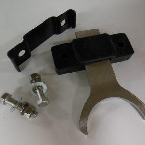 """Exhaust Hangers - 2 1/4"""" Diameter - Stainless Steel"""