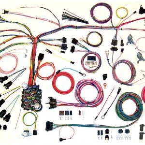 American Auto Wire - Firebird (1967-68) - Classic Update Wiring Harness