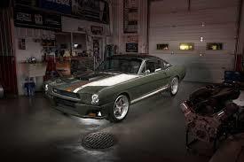 1965 - 1966 Mustang - Wide Body - Full Body Kit