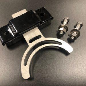 """Exhaust Hanger - 3"""" Diameter - Stainless Steel - New Design"""