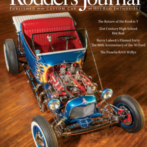 Hot Rod Magazines - The Rodder's Journal - Issue #84 - In Stock!!!