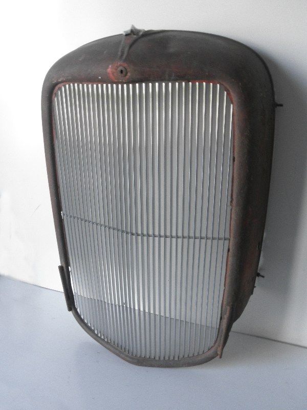 1934 Ford Truck Grille - Billet Aluminum Insert