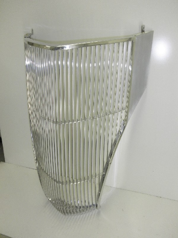 1936 Ford Grille Insert - Machined Billet Aluminum