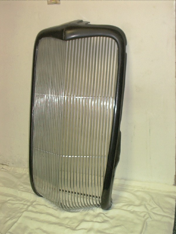 "1935 Ford Car Grille Insert - 3/8"" Spacing - Billet Aluminum"