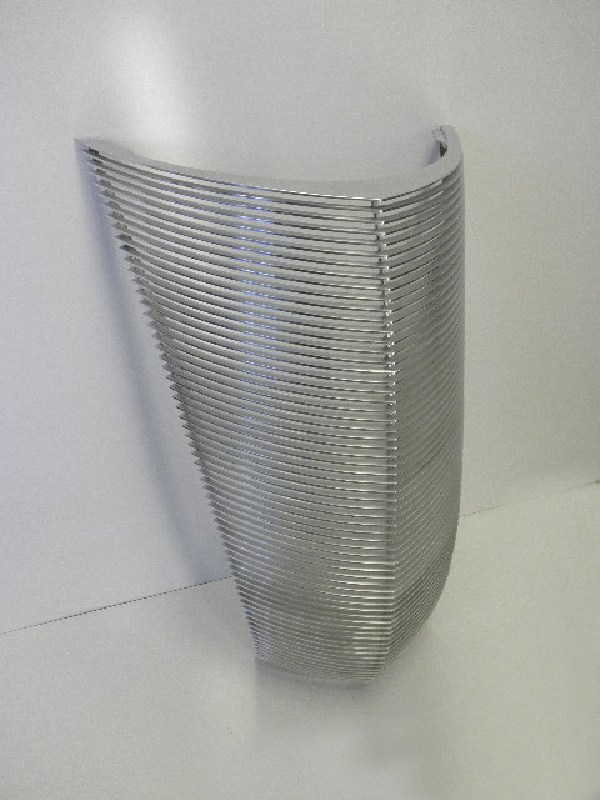 1937 Ford Grille - Hand Fabricated - Billet Aluminum
