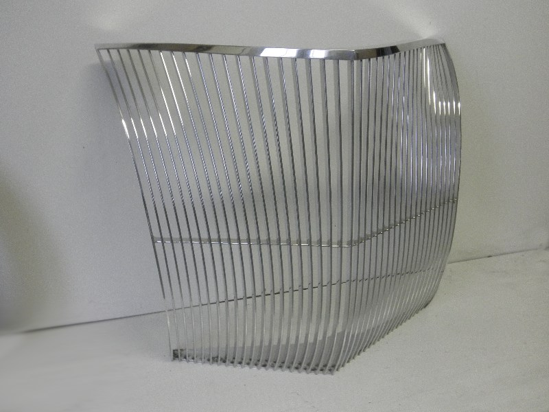 1939 Ford Deluxe Grille - Machined Billet Aluminum