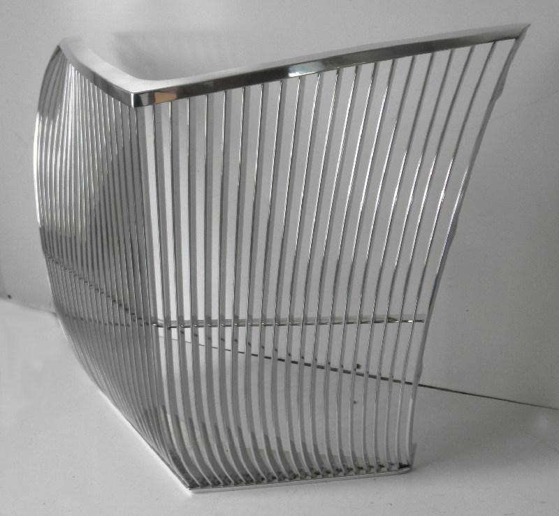1940 Ford Grille - Standard - Machined Billet Aluminum