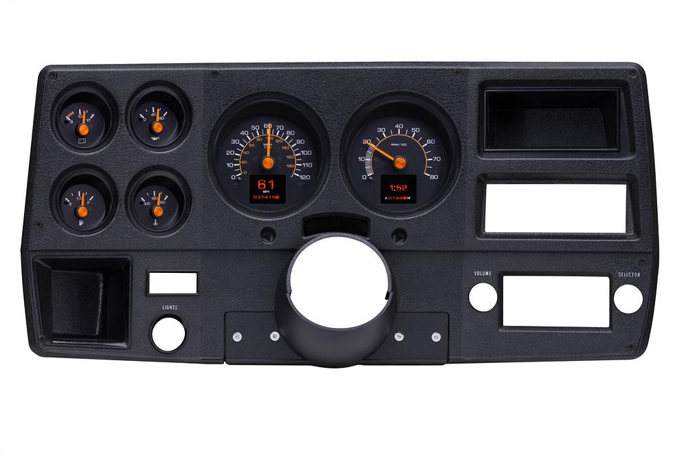 OBS Chevy Pickup - (1979 - 1987) - Blazer - Dakota Digital - RTX