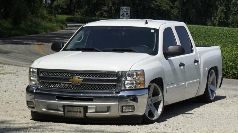 Chevy Silverado 1500 (2007 – 2013) - Coil-Over Suspension