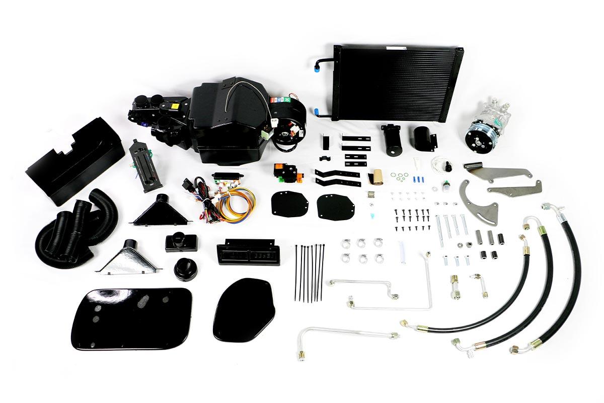 1969 Camaro Air Conditioning System - Classic Auto Air