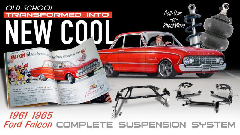Ford Falcon (1961-1965) - Coil Over Suspension Kit