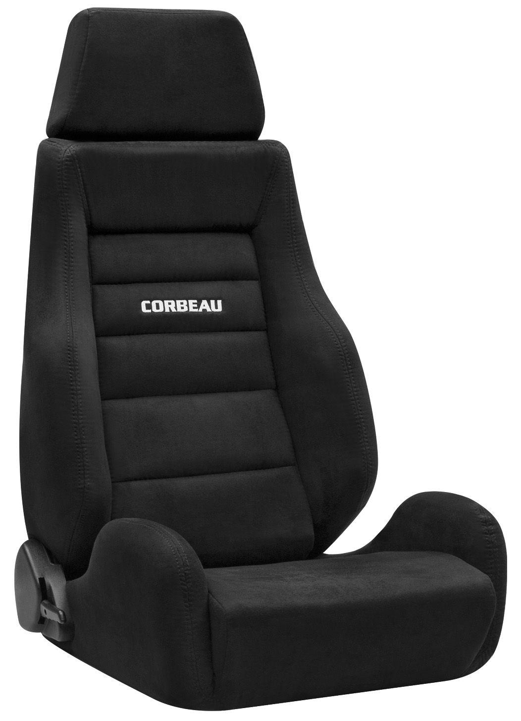 Pro Touring Seats - Corbeau GTS II - Reclining - Adjustable