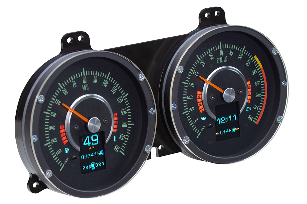 1967 Camaro Instruments - Dakota Digital - RTX - Made in USA